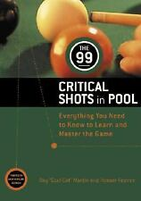 "Ray ""Cool Cat"" Martin and Rosser Reeves THE 99 CRITICAL SHOTS IN POOL large sc"