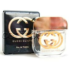Gucci Guilty By Gucci 0.16 oz EDT Splash For Women * Mini * 5 ml *