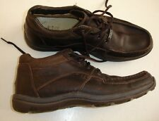 Clarks Active Air Waterproof Leather Gore-Tex Boots UK10G Excellent