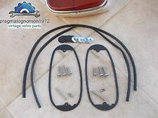 VOLVO PV 544 TAIL LIGHTS MOUNT KIT!!! STAINLESS STEEL HARDWARE