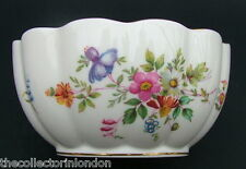 1980's Minton Marlow S309 Pattern Tea Size Open Sugar Bowl 11.5cmw Looks in VGC