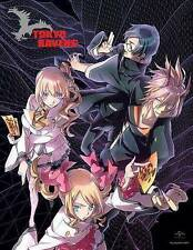 Tokyo Ravens: Season 1, Part 1 (Limited Edition Blu-ray/DVD Combo), New DVDs