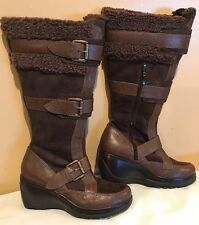 Report Reagan Women boots Brown Size 10m