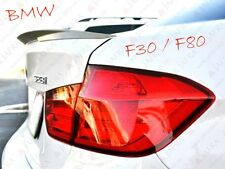 BMW f30 f80 M Performance stile Heck SPOILER SPOILER labbro ABS High qualità