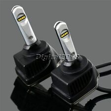 2Pcs 80W 16000LM 880 881 LED Headlight Headlamp PHILIPS LED Chips Bulb 6000K