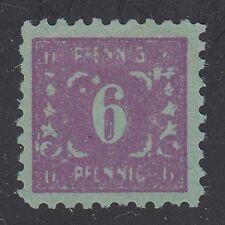 GERMANY, Soviet Zone, 1945. Mecklenburg Mi 10, III, Mint *