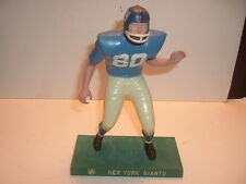 1960's new York Giants Linemen #80  Hartland Football Statue