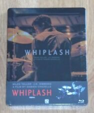 Whiplash (blu-ray) Steelbook. NEW & SEALED (KimchiDVD - Korean release).