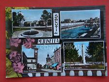 Saluti da MOLINELLA piscina vecchia cartolina Bologna