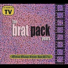 Various Artists: Brat Pack Years  Audio Cassette