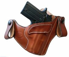 SIG SAUER P238 IWB LEATHER HOLSTER CCW