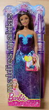 Barbie Mix and Match Prinzessin Teresa lila CFF27 NEU/OVP Puppe