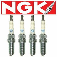 4 NGK LASER IRIDIUM SPARK PLUGS MITSUBISHI LANCER 2.0L ENGINE NONE TURBO