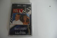 RICHARD CLAYDERMAN & BERDIEN STENBERG.K7 AUDIO TAPE NEUF.AMOUR POUR AMOUR.