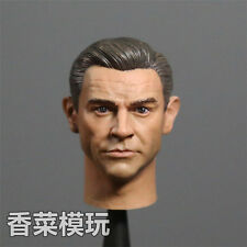 NEW 1/6 action figure toys James Bond original 007 Sean Connery headplay