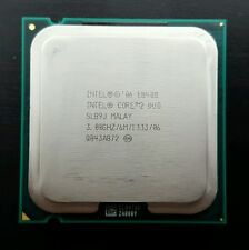 Intel Core 2 Duo E8400 SLB9J SLAPL 3GHz Dual Core CPU Processor