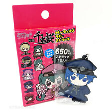 Vocaloid KAITO Senbonzakura Rubber Phone Strap Figure Project Diva X Miku *USA*