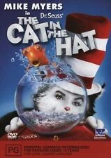 The Cat In The Hat (DVD, 2004)