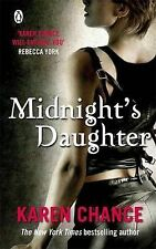 Midnight's Daughter By Karen Chance Paranormal Romance Suspense Book