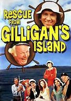 RESCUE FROM GILLIGAN'S ISLAND - DVD - Region Free - Sealed