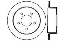 SportStop XDrilled & Slotted Rotor fits 2005-2010 Jeep Grand Cherokee Commander