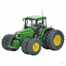 Schuco John Deere 7810 Tractor With Duals 1:32 Farm Replica Age 14 Collectable