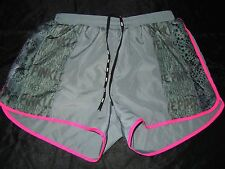 Campus Shorts from Victoria'sSecret-PINK, VS sign. & Snake,  NWT, Gray, Small.