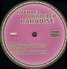 MICHAEL PROCTER - Paradise - Only Disk 1 - Purple Music