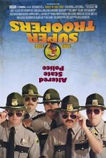 """SUPER TROOPERS"" Movie Poster [Licensed-NEW-USA] 27x40"" Theater Size"
