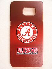NCAA University of Alabama Crimson Tide Samsung Galaxy S6 Edge Plus Plastic Case