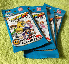 New Boy Racing Cards Scan2Go 4 Power Cards 2 Turbo Cards X 4 Packs - NIP