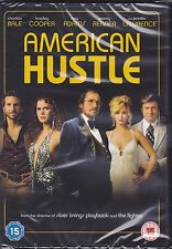 American Hustle (DVD, New Sealed) A Great Crime Thriller
