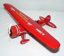 ERTL HARBOR FREIGHT RED DIE-CAST AIRPLANE MADE IN AMERICA