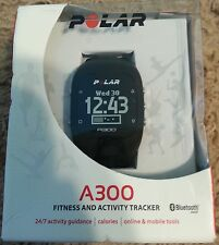 Brand NEW Polar A300 Fitness and Activity Monitor - Black 90051948  W/O HR Mon