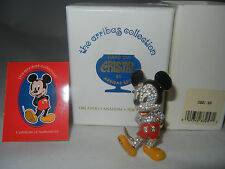 Swarovski Crystal Mickey Mouse - arribas collection - Lim. Edition Nr. 2598