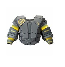 Warrior Ritual Pro ice hockey goalie chest & arm protector custom senior XL new
