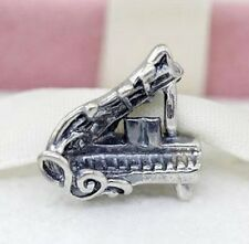 925 STERLING SILVER GRAND PIANO CHARM BEAD
