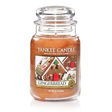 Yankee Candle Gingerbread Large Jar