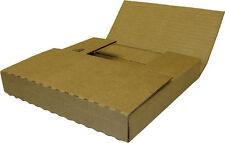 "(25) 07BC01VD 7"" Single Cardboard Vinyl EP Record Shipping Boxes Mailers 45RPM"