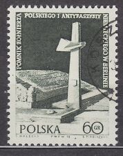 POLAND 1972 USED SC#1877 Monument Polish soldier and German anti-fascist Berlin