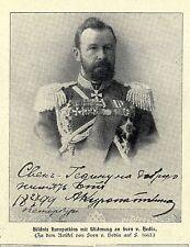 Kuropatkin recuerdos personales de Sven Hedin histórica memorabile 1904
