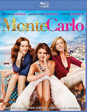 Monte Carlo (Blu-ray Disc, 2016),Selena Gomez, Katie Cassidy,Andie MacDowell,DVD