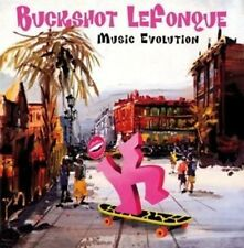 Music Evolution - Buckshot Lefonque (2014, CD NEUF)