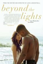 BEYOND THE LIGHTS ORIGINAL 27x40 MOVIE POSTER (2014) PARKER & DRIVER