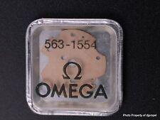 Vintage ORIGINAL OMEGA Date Indicator Guard Part #1554 for Omega Cal.563!