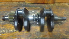1976-83 KAWASAKI KZ750 TWIN KM299 ENGINE CRANKSHAFT