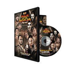 Official ROH Ring of Honor & NJPW - War of the Worlds 2016: Toronto Event DVD