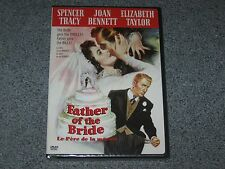 """Father of the Bride"" (DVD, 2006) Spencer Tracy, Elizabeth Taylor...1950!"