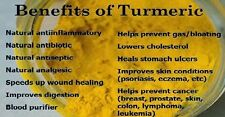 Turmeric HIGH STRENGTH 1000 240 capsules, anti-inflammatory, natural antibiotic
