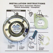 3951308 WASHER CLUTCH KIT FOR WHIRLPOOL KENMORE ROPER ESTATE KITCHENAID